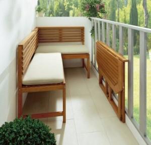 Balkon Möbel (BH)